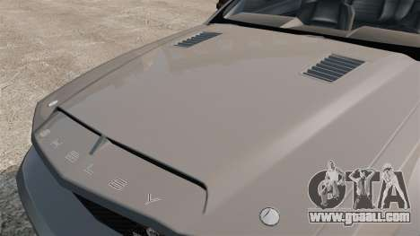 Ford Mustang Shelby GT500 2008 for GTA 4 right view