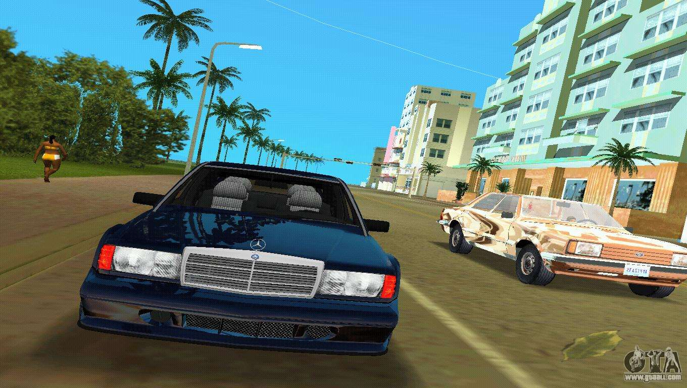 Gta vice city police drift show bug - 3 1