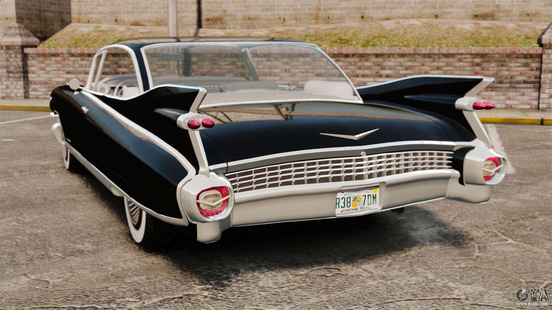 Cadillac Eldorado 1959 v2 for GTA 4