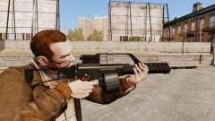 MG36 v1 H&K assault rifle