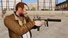 Tactical MP9 submachine gun v1