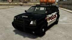 Patrol Cavalcade