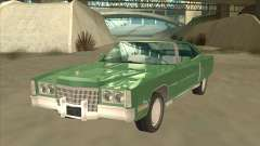 Cadillac Eldorado купе for GTA San Andreas