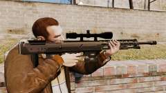 The DSR-1 sniper rifle