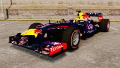 RB9 v6 car, Red Bull