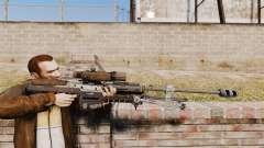 Halo Reach sniper rifle SRS 99