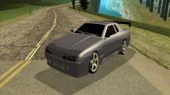 Elegy Drift for GTA San Andreas