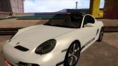 Porsche Cayman R 2007