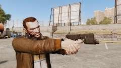 Tactical pistol Glock 18 v1