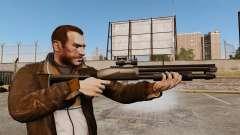 Tactical shotgun v1