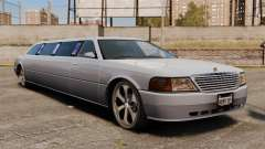 Limo on the 22-inch drives