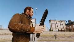 Tactical knife v1