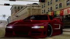 Infernus DoTeX for GTA San Andreas