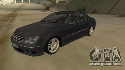 Mercedes-Benz CLK55 AMG 2003 for GTA San Andreas