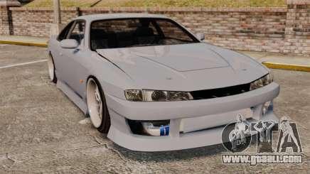Nissan Silvia S14 for GTA 4