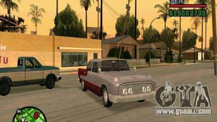Oceanic HD for GTA San Andreas