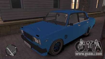VAZ 2105 for GTA 4