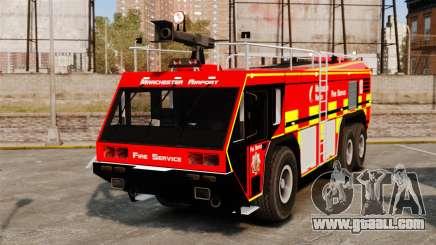 Camion Hydramax AERV v2.4-EX Manchester for GTA 4