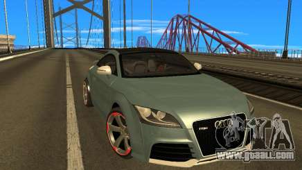 Audi TT RS Plus 2013 for GTA San Andreas