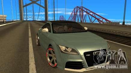 Audi TT RS Plus 2013 for GTA San Andreas