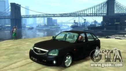 Lada Priora for GTA 4