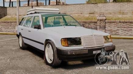 Mercedes-Benz W124 Wagon (S124) for GTA 4