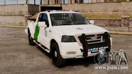 Ford F-150 v3.3 Border Patrol [ELS & EPM] v2 for GTA 4