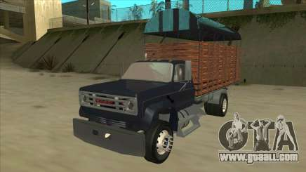 GMC C70 1980 for GTA San Andreas