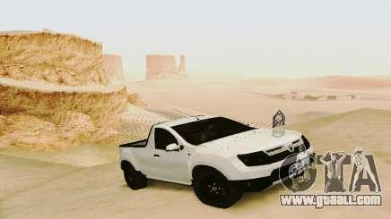 Dacia Duster Pick-up for GTA San Andreas