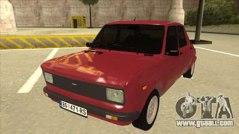 Zastava Skala 55 2013 for GTA San Andreas