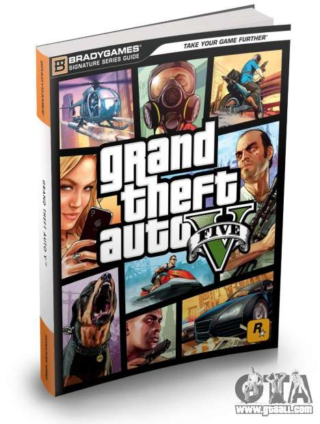 Grand Theft Auto V Signature Series Guide for GTA 5