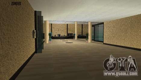 Retekstur the Interior of City Hall for GTA San Andreas