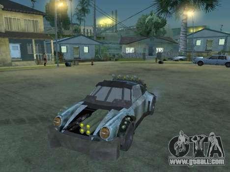 Porsche 911 Death Race for GTA San Andreas