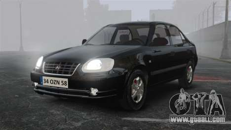 Hyundai Accent Admire for GTA 4