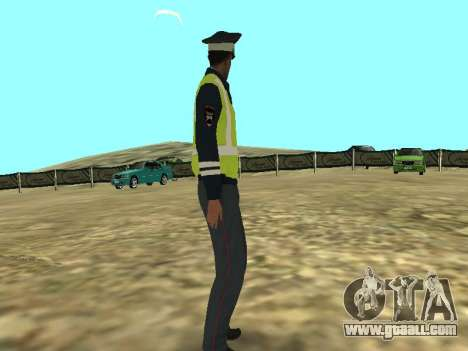 Skin The Employee DPS for GTA San Andreas second screenshot