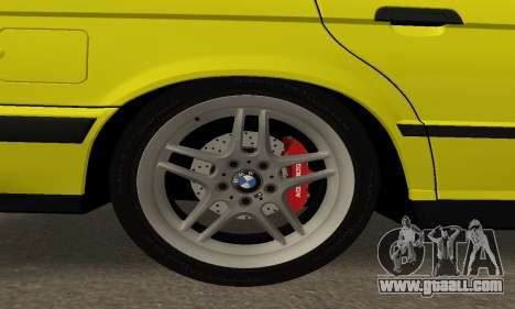 BMW M5 E34 IVLM v2.0.2 for GTA San Andreas side view