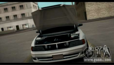 Toyota Chaser Tourer V for GTA San Andreas right view