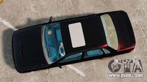 Mitsubishi Galant v2.0 for GTA 4 right view