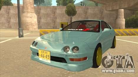 Honda Integra JDM Version for GTA San Andreas