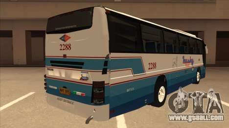 Husky Tours 2288 for GTA San Andreas right view