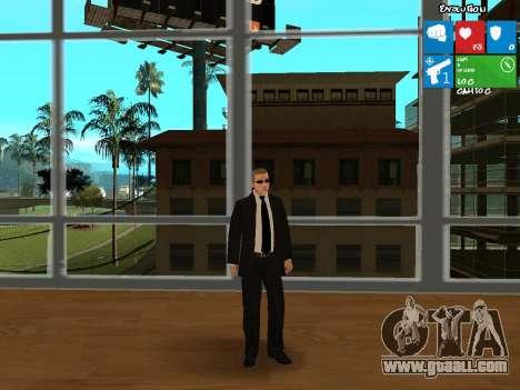 New skin Vusi for GTA San Andreas