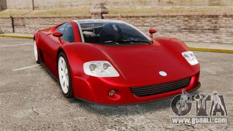 Volkswagen W12 Nardo 2001 [EPM] for GTA 4