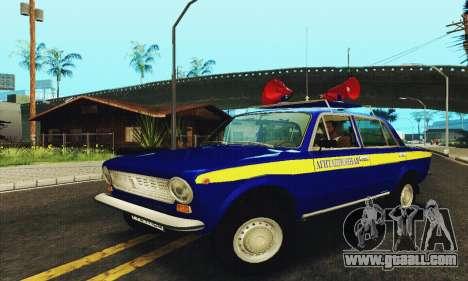 VAZ 21011 Propaganda for GTA San Andreas