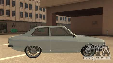 Dacia 1310 Sport Tuning for GTA San Andreas back left view