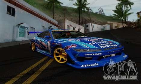 Nissan Silvia S15 Toyo Drift for GTA San Andreas