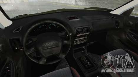 Acura Integra Type-R Domo Kun for GTA 4 inner view