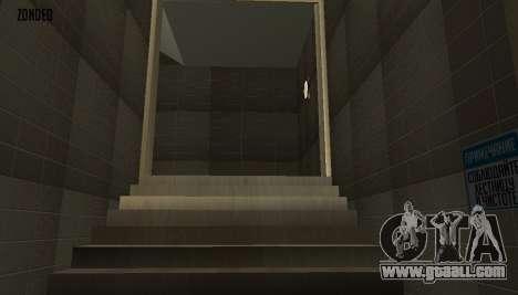 Retekstur the Interior of City Hall for GTA San Andreas tenth screenshot