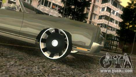 Chevy Monte Carlo for GTA Vice City side view