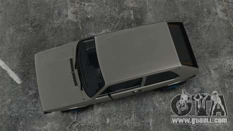 Volkswagen Golf MK1 GTI Update v2 for GTA 4 right view