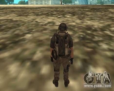 Nikolay for GTA San Andreas second screenshot